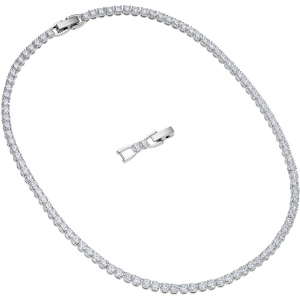 Naszyjnik Swarovski - Tennis Deluxe All-Around Deluxe 5494605