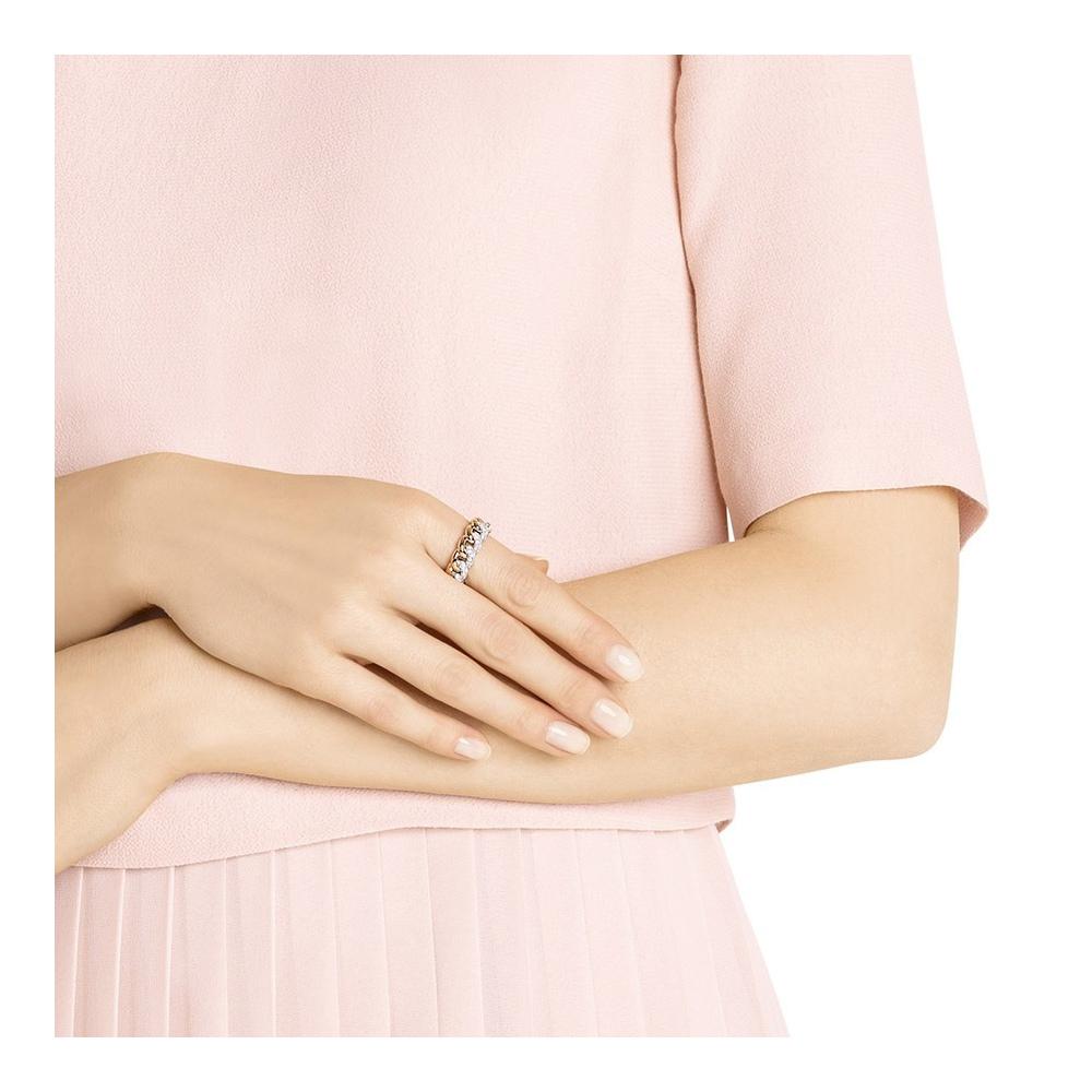 Pierścionek SWAROVSKI - Lane Ring Medium 5409186 52