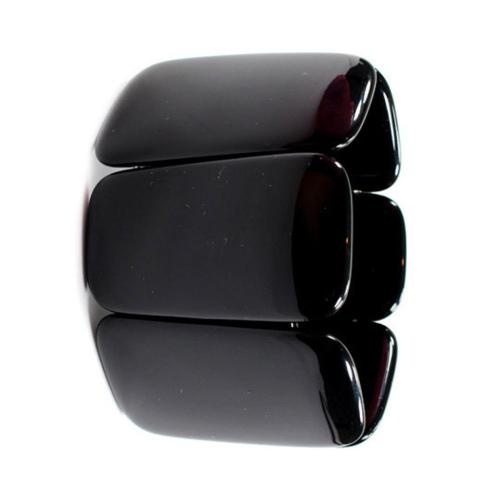 Bransoleta STAMPS - Belta Oval Black 102234/0100