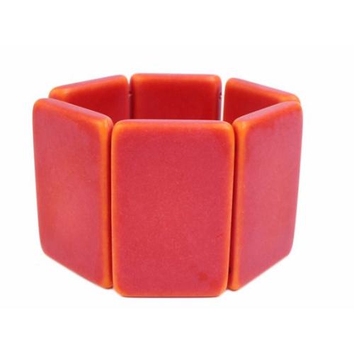 Bransoleta STAMPS - Belta Red Vintage 102238/1700