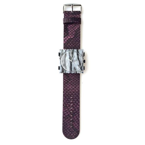 Pasek STAMPS - Skin Violet 102565/2500