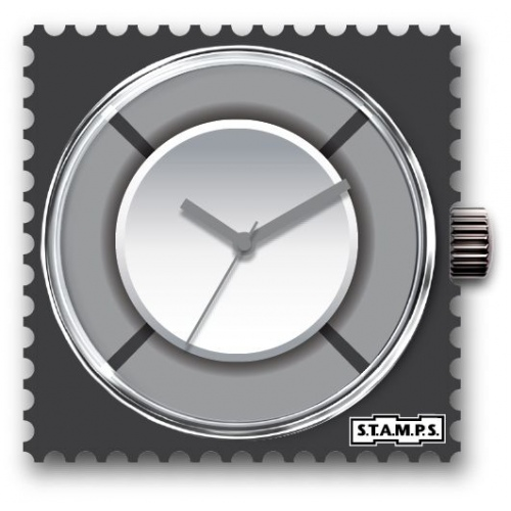 Zegarek STAMPS - Grey Ring - WR 103020