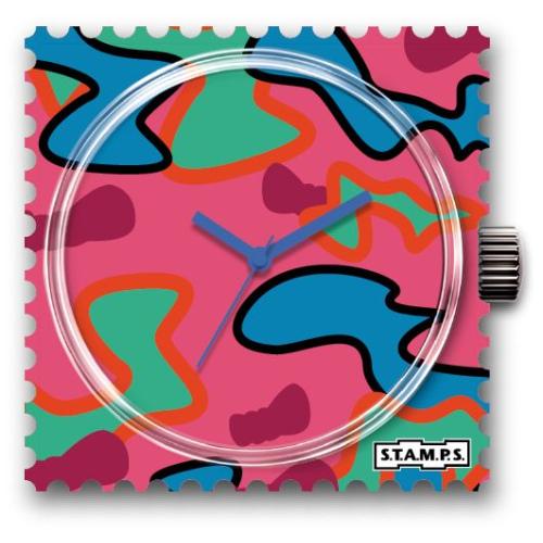 Zegarek STAMPS - Lava Flow - WR 103287