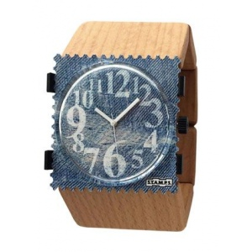Bransoleta STAMPS - Belta Wood Beige 103541/1300