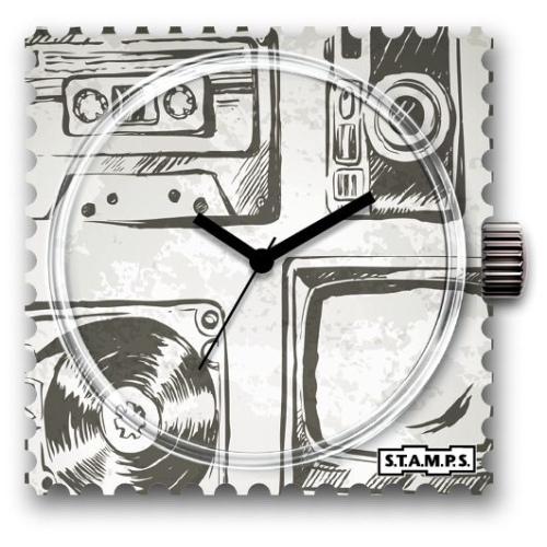 Zegarek STAMPS - Retro Life - WR 103579