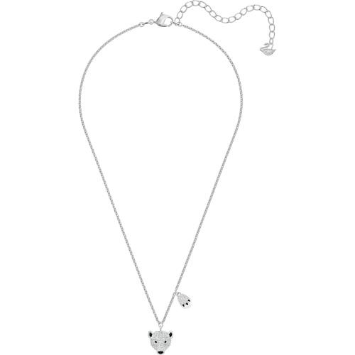 Naszyjnik Swarovski - Polar Bestiary Pendant, Silver 5499633
