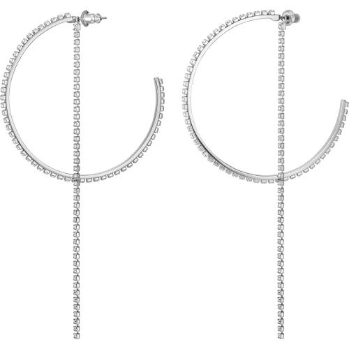 Kolczyki Swarovski - Fit Hoop Large 5504570