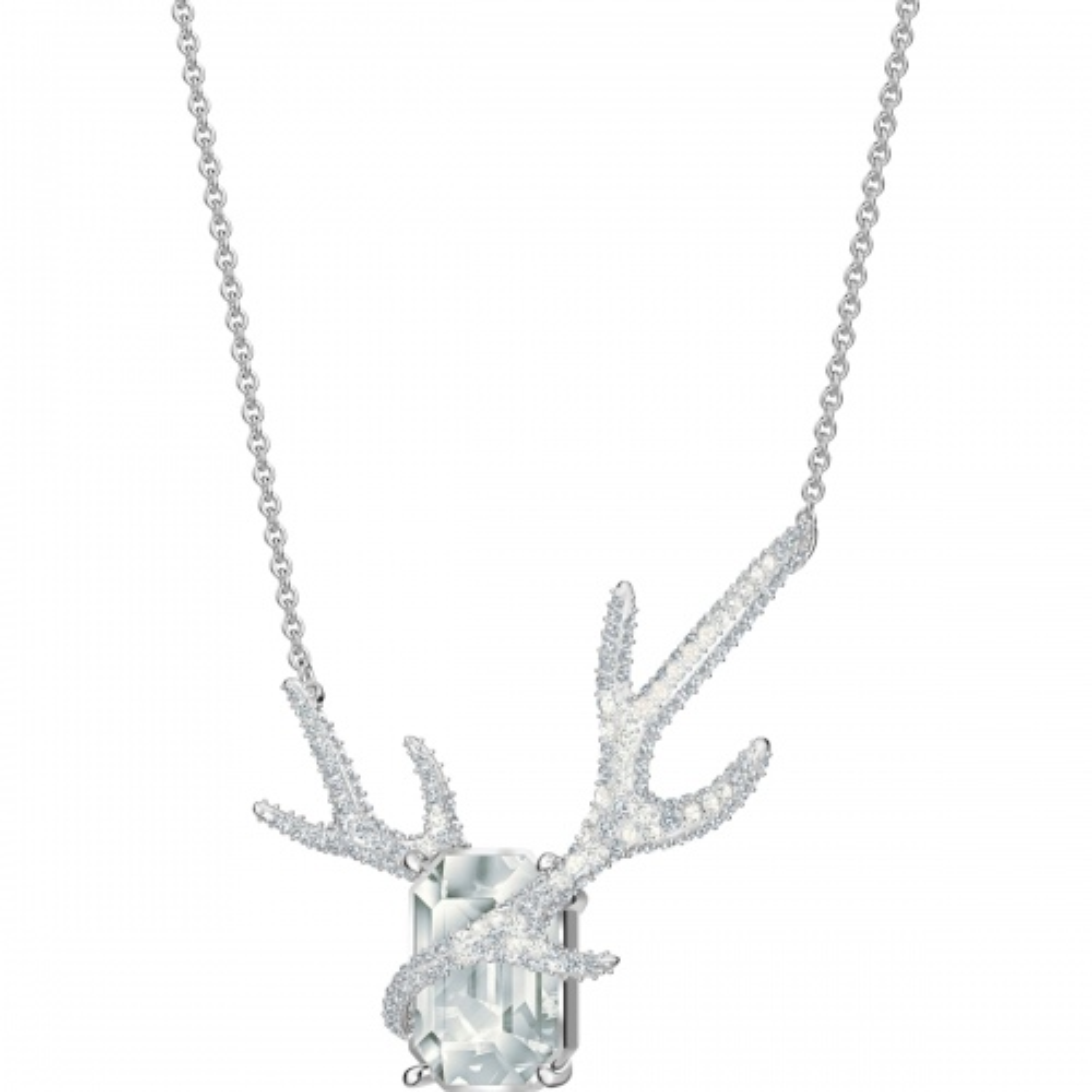 Naszyjnik Swarovski - Polar Bestiary Antler, Silver 5497638