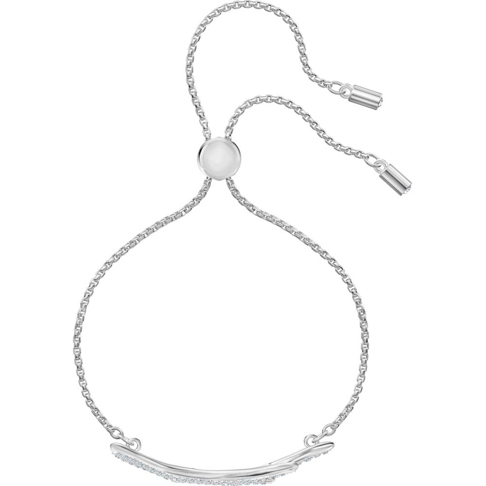 Bransoletka Swarovski - Polar Bestiary Antler, Silver 5497635