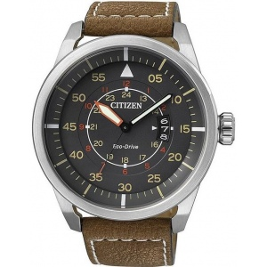 Citizen AW1360-12H Leather