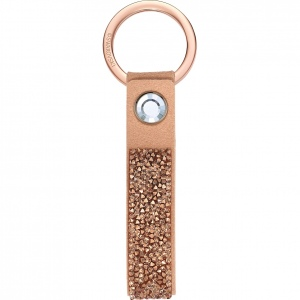 Brelok Swarovski - Glam Rock Key Ring, Rose Gold 5510797