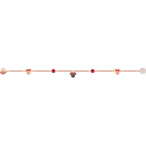 SWAROVSKI - Remix Collection Minnie Strand, Multi-colored, Rose gold 5470625 L