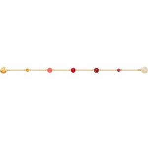 Swarovski - Remix Collection Pop Strand, Multi-Colored, Gold-Tone Plated 5479015