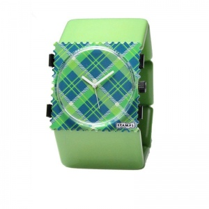 Bransoleta STAMPS - Belta Classic Lime 102172/3250