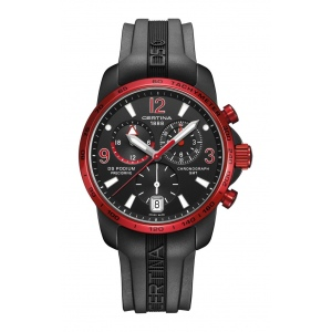 Certina C001.639.97.057.02 DS Podium Chrono GMT