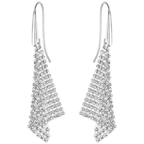 Kolczyki SWAROVSKI - Fit Small Pierced Silver 5143068