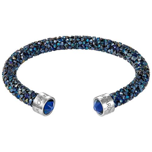 Kolczyki SWAROVSKI - Crystaldust Cuff, Blue 5250068