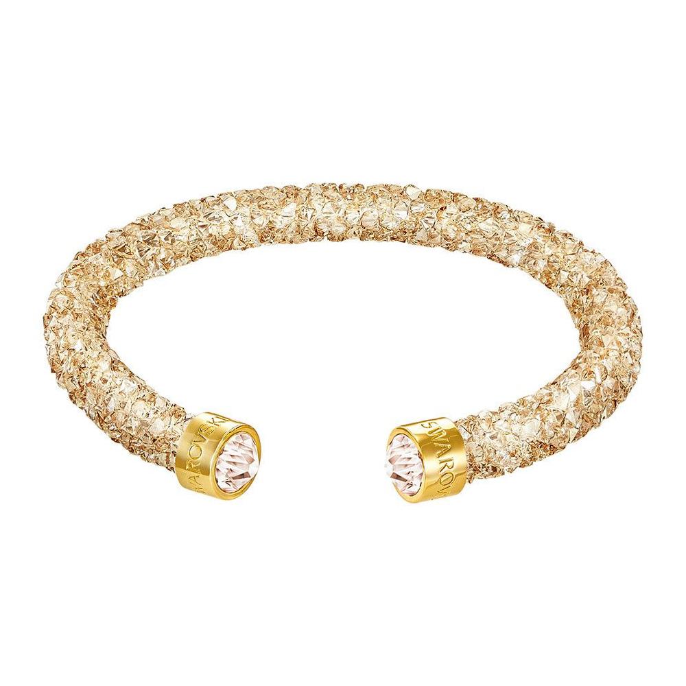 Bransoletka SWAROVSKI - Crystaldust Cuff, Golden 5255897