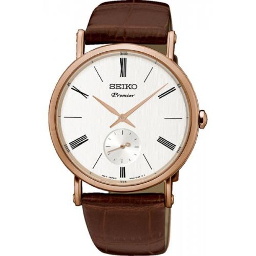 Zegarek Seiko SRK038P1 Premier Quartz