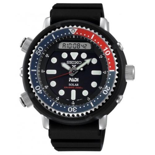 Zegarek Seiko SNJ027P1 PADI Diver's 200m