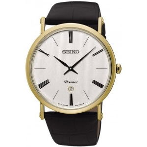 Zegarek Seiko SKP396P1 Premier Quartz