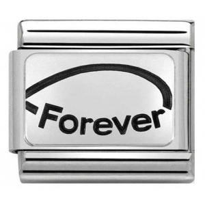 Nomination - Link 925 Silver 'Forever Infinity' 330109/23