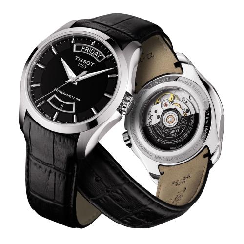 Tissot T-Classic T035.407.16.051.02 Couturier Automatic