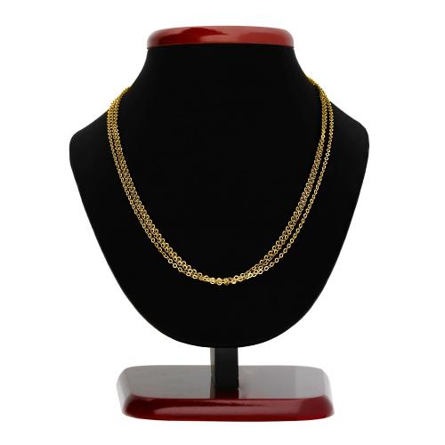 Złoty Łańcuszek Ankier 42cm pr. 585
