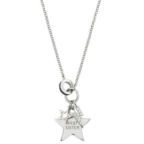 Naszyjnik Nomination Silver - Best Sister 147902/042