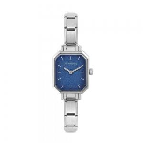 Zegarek Damski Nomination Composable Blue Glitter 076030/024