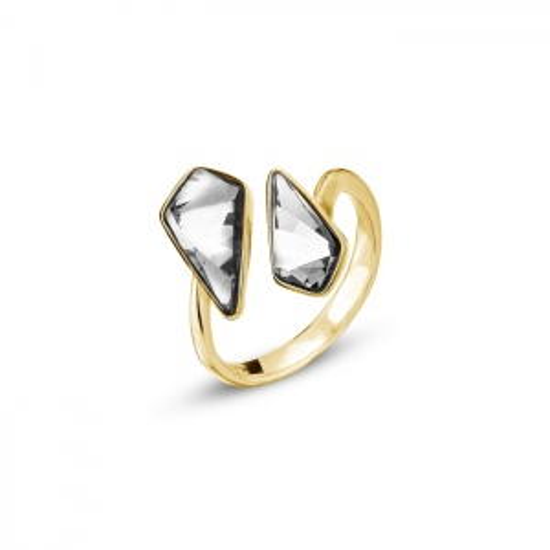 Spark pierścionek Kite Gold PG4731CC