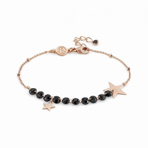 Bransoletka Nomination Rose Gold - Melodie Bracelet With Stars 147700/023