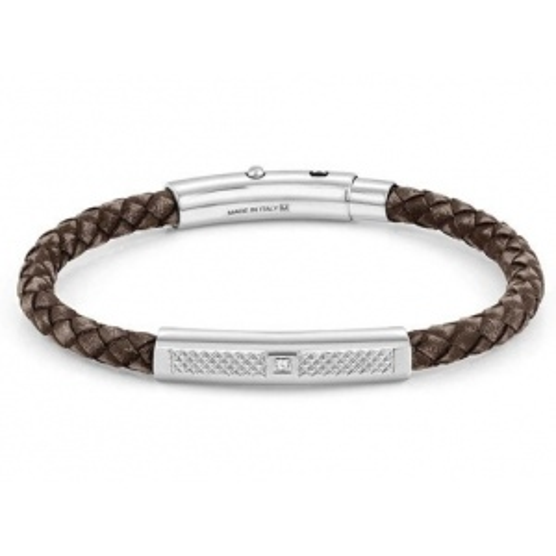 Bransoletka Nomination - Tribe Bracelet In Coloured Vintage Effect Leather 026434/003