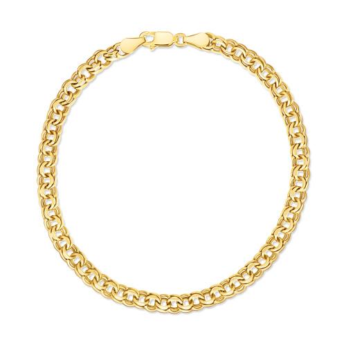Złota Bransoletka 22cm pr. 585