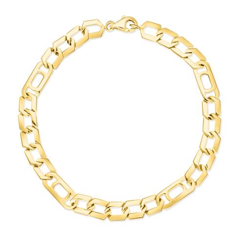 Złota Bransoletka 20cm pr.333