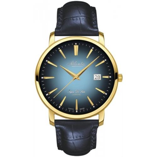 Zegarek Męski Atlantic 64351.45.51 Super De Luxe