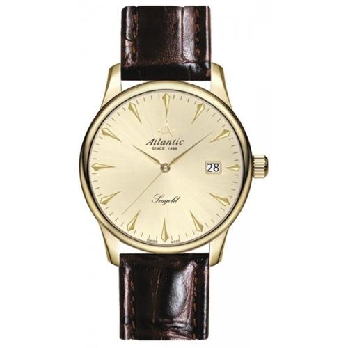 Zegarek Męski Atlantic 95342.65.31 Seagold