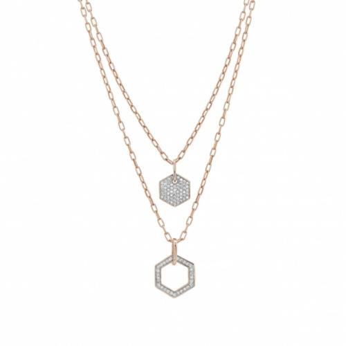 Naszyjnik Nomination Rose Gold - Emozioni Necklace 147812/001