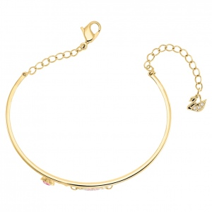 Bransoletka Swarovski - Mickey&Minnie, Bangle, Gold 5515627