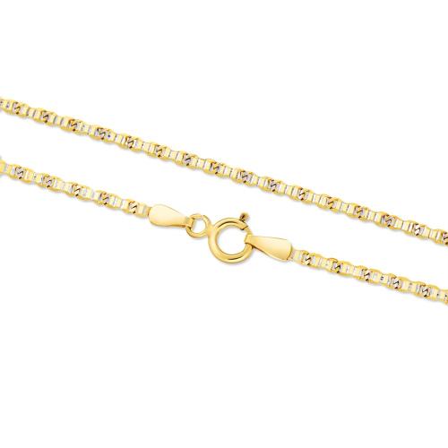 Złoty Łańcuszek 45cm pr. 333