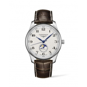 Zegarek Longines Master Collection Moonphase L2.919.4.78.3