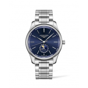 Zegarek Longines Master Collection Moonphase L2.919.4.92.6