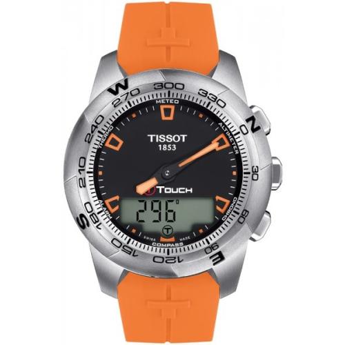 Zegarek Tissot Touch II T047.420.17.051.01