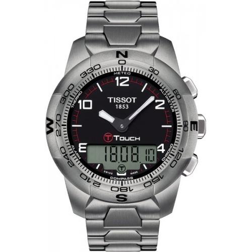Zegarek Tissot Touch II T047.420.44.057.00
