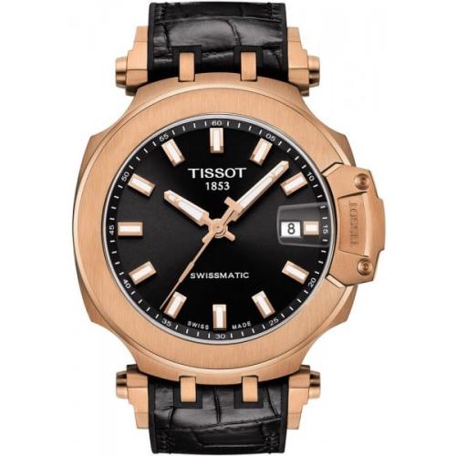 Zegarek Tissot Touch T115.407.37.031.00 T-race