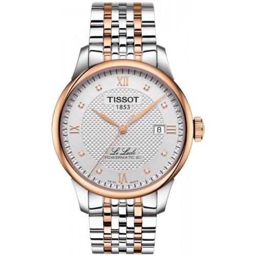 Zegarek Tissot T-Classic T006.407.22.036.00 Le Locle Automatic