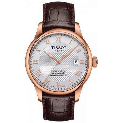 Zegarek Tissot T-Classic T006.407.36.033.00 Le Locle Automatic