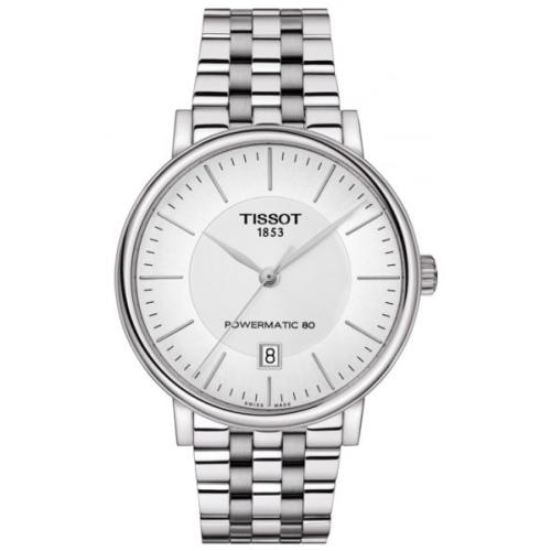 Zegarek Tissot T-Classic T122.407.11.031.00 Carson Automatic