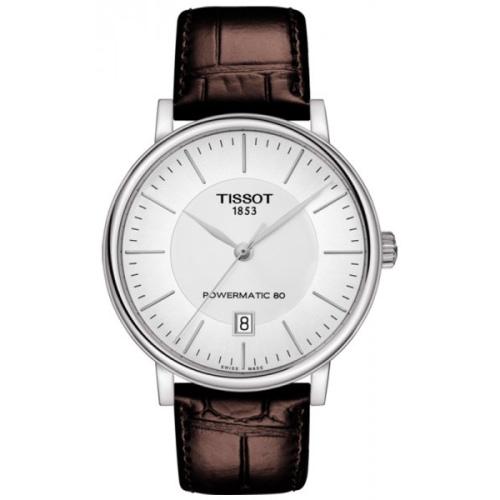 Zegarek Tissot T-Classic T122.407.16.031.00 Carson Automatic