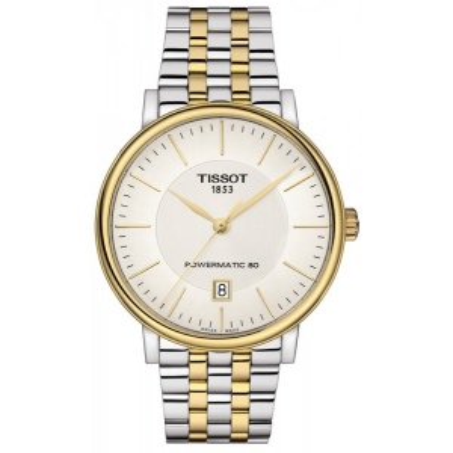 Zegarek Tissot T-Classic T122.407.22.031.00 Carson Automatic